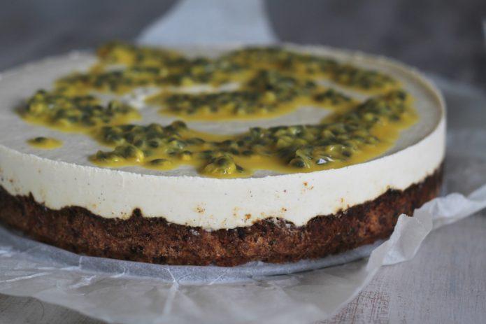 paleo cheesecake 1