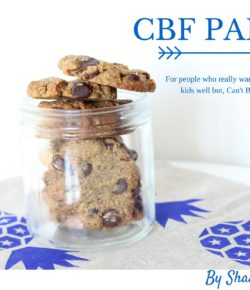 CBF Paleo for Kids- For people who really want to feed their kids well but Can't Be Fu*ked