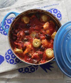 Italian Slow Cooked Chicken