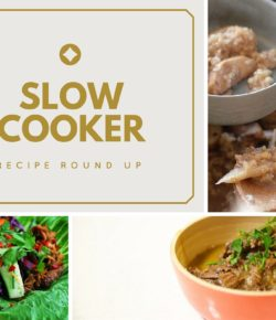 Slow Cooker Recipe Round-Up