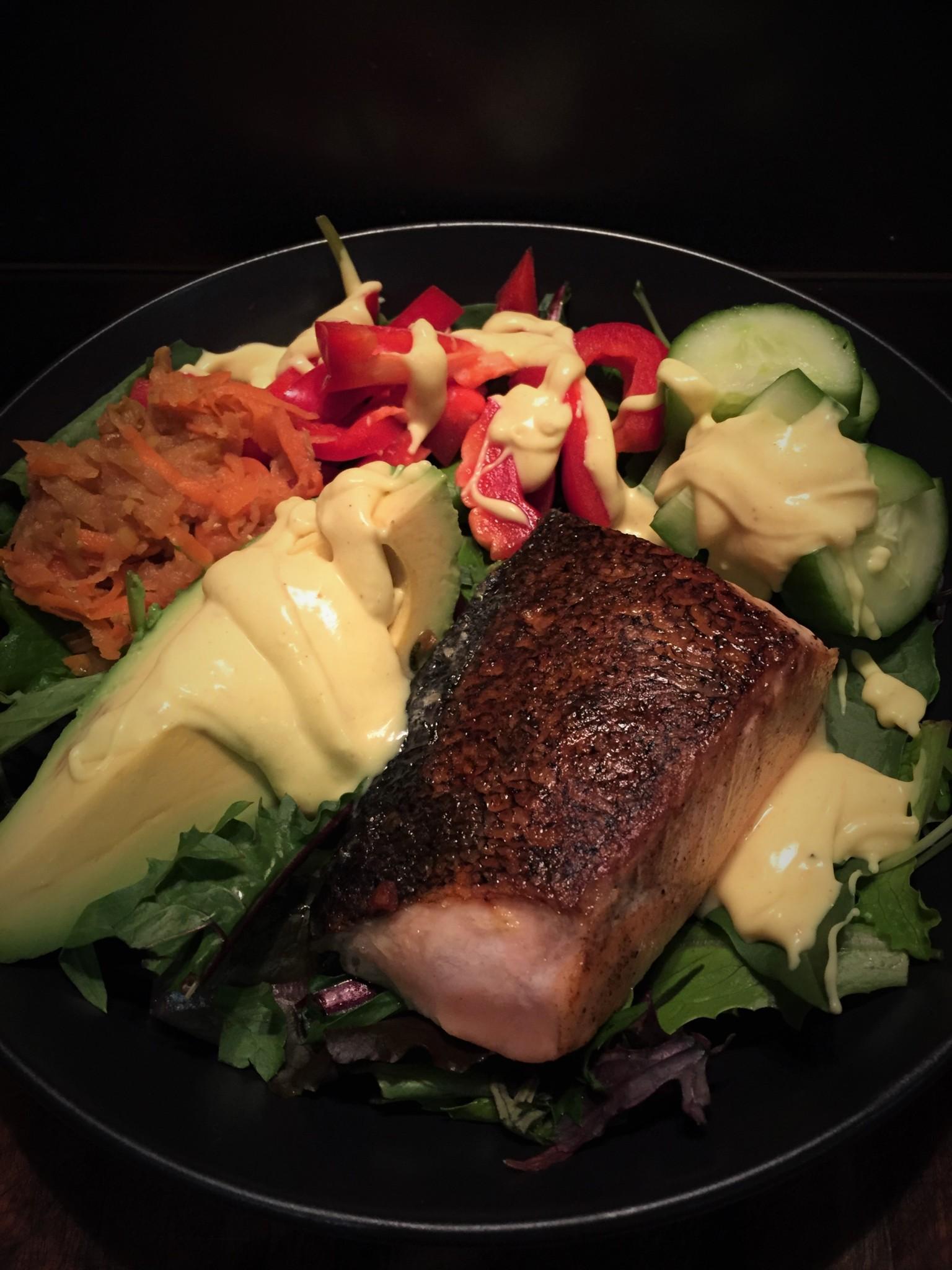 dinner-salmon