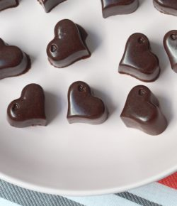 Protein Chocolate (vegan. paleo. nut free)