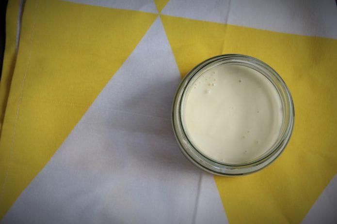 fermented mayo
