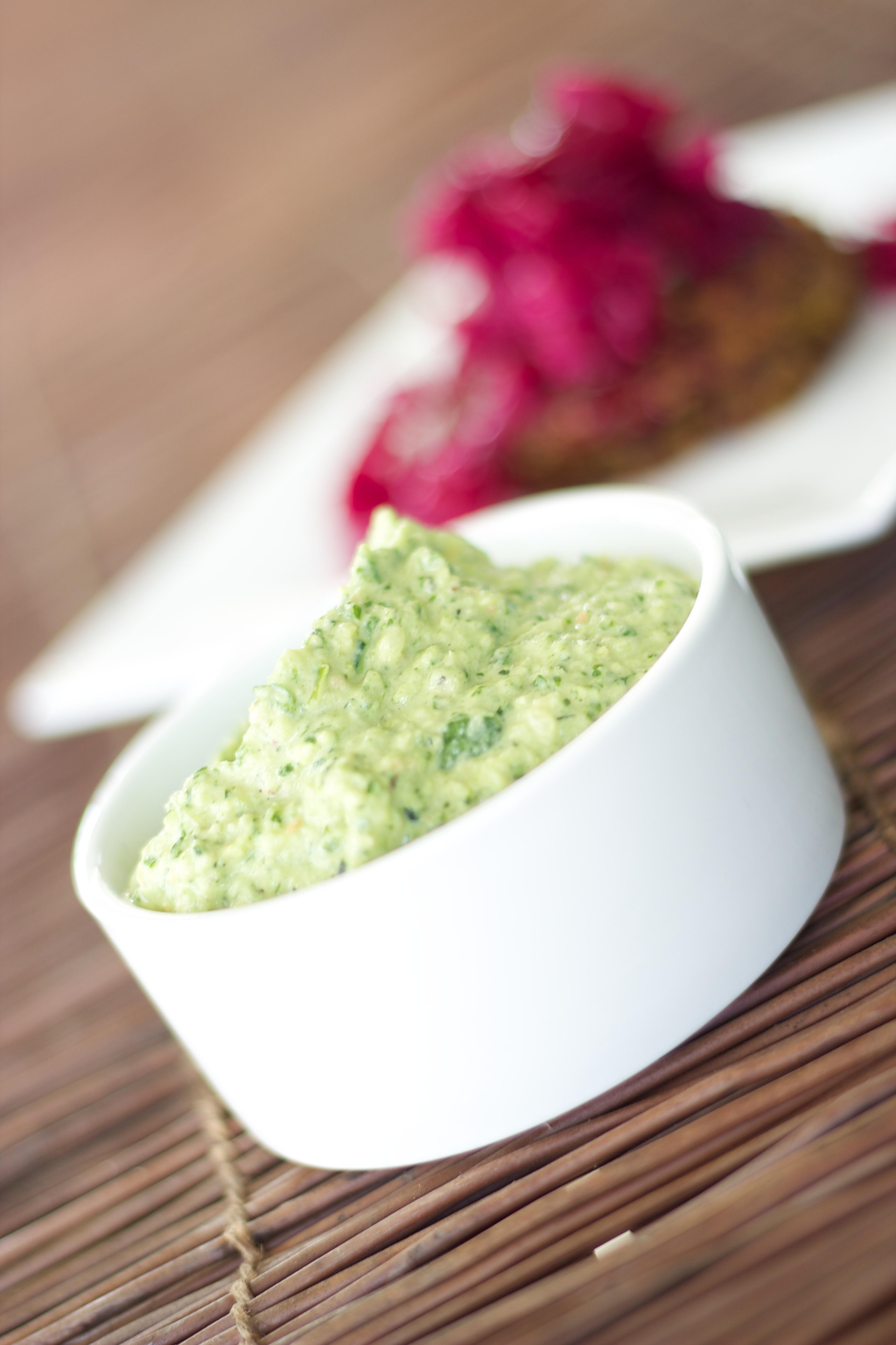 Paleo Spinach Hummus