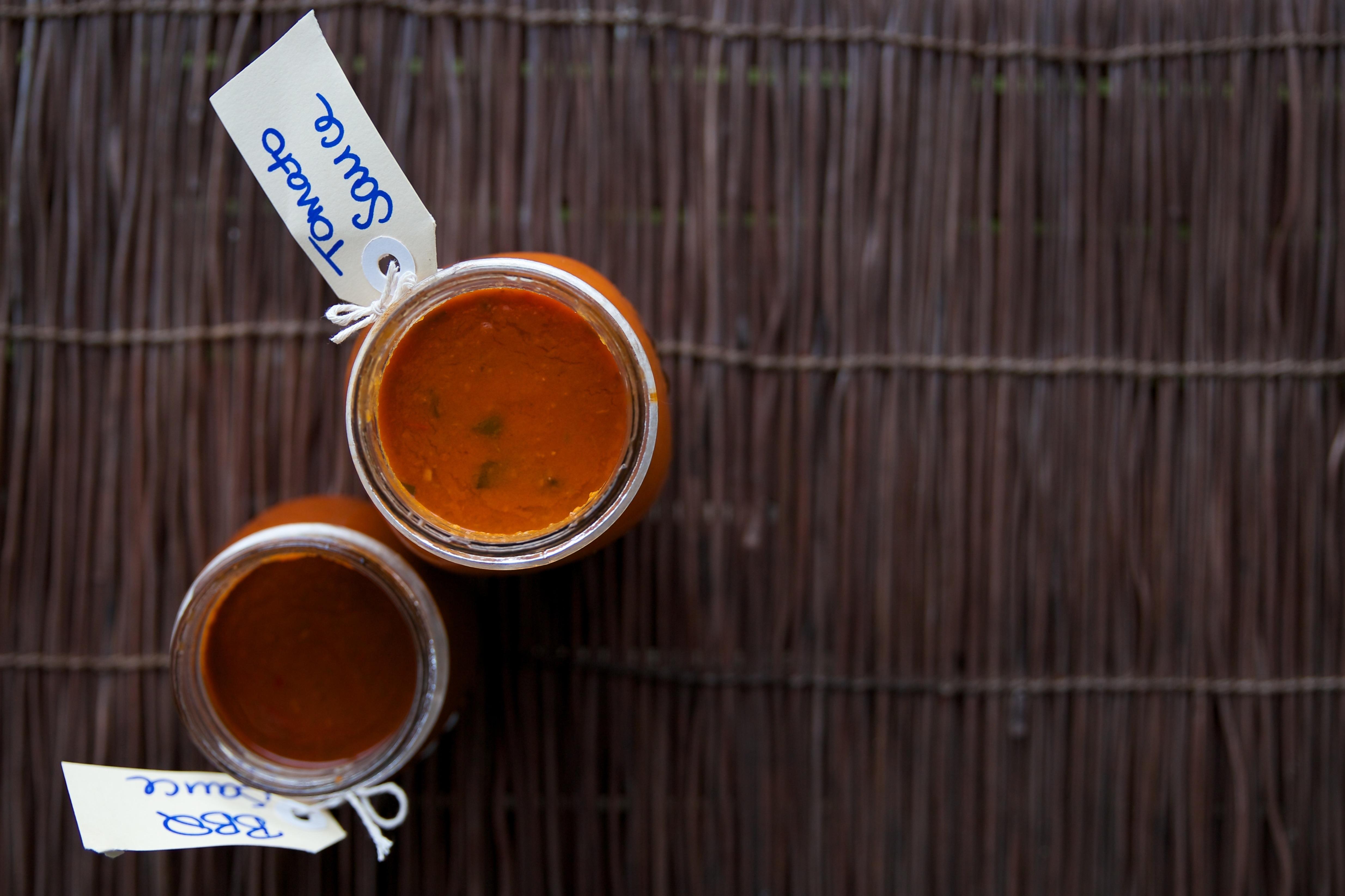 Tomato Sauce & BBQ Sauce