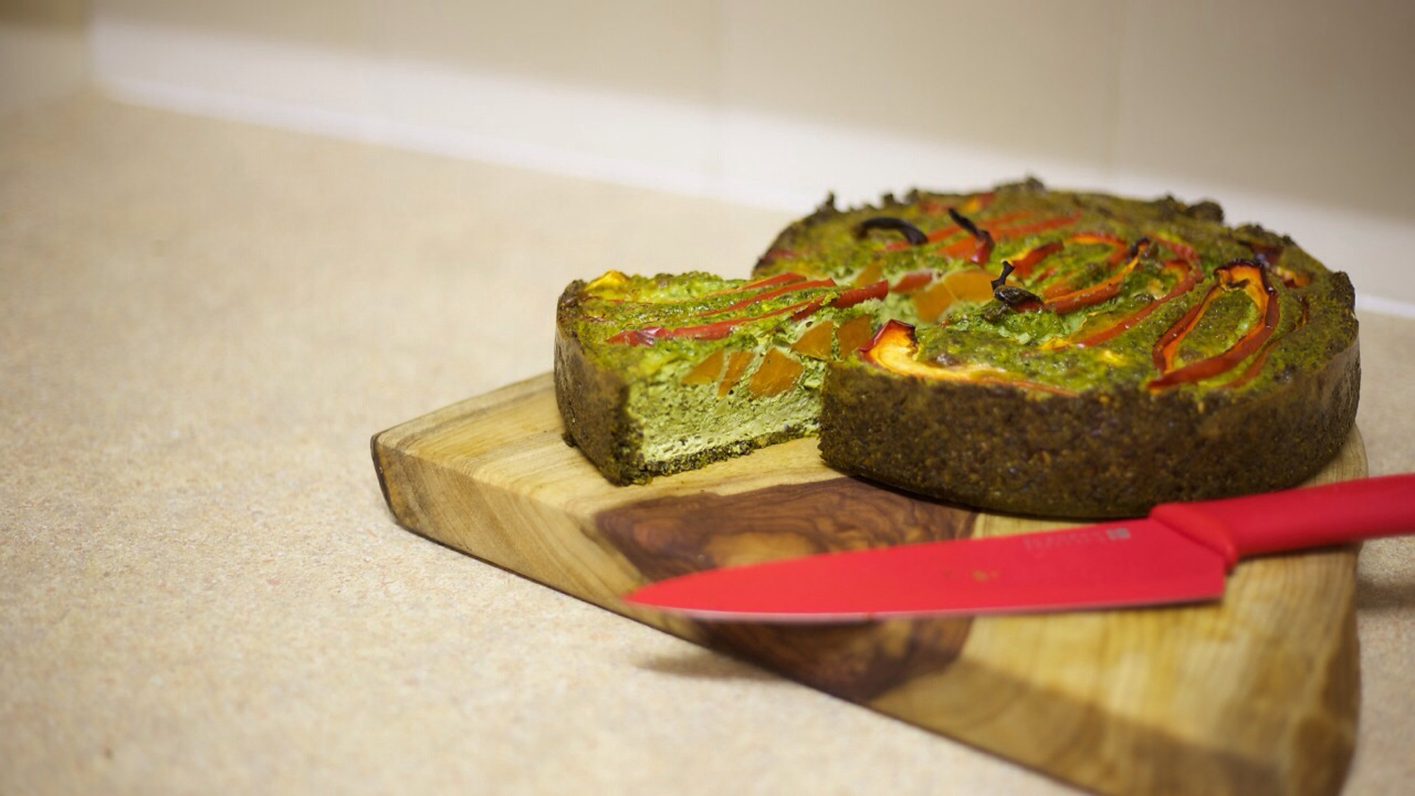 Pesto Base Quiche