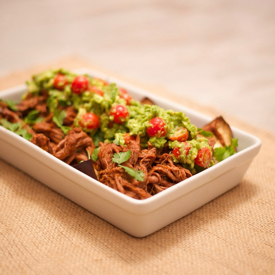 Mexican Spice Shredded Beef