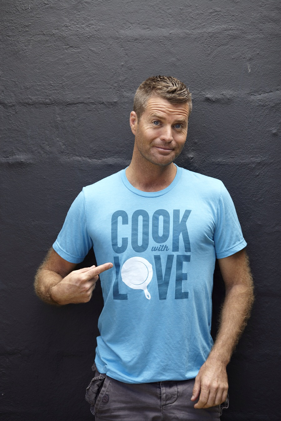 Five Minutes with Pete Evans