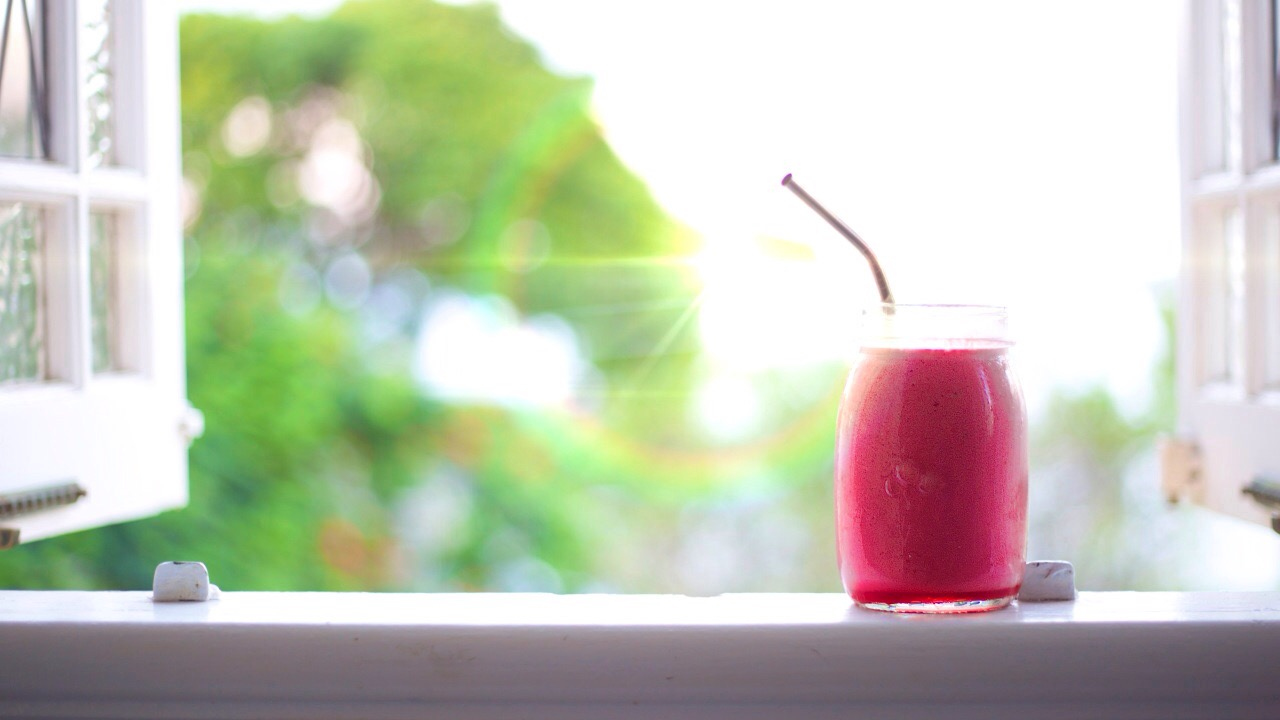 Not Your Typical Smoothie-Day 2