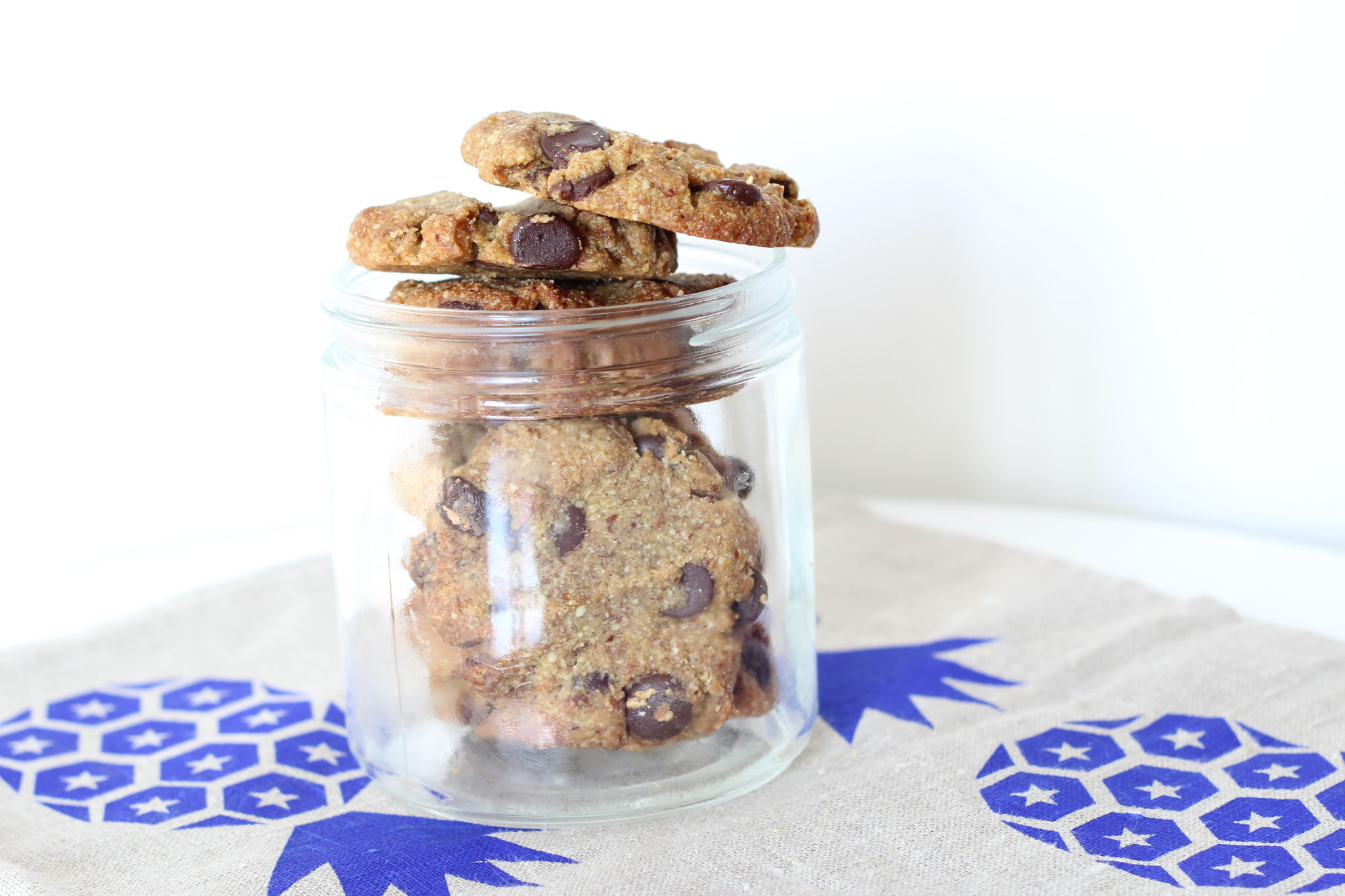 Super-Simple Paleo Choc Chip Cookies