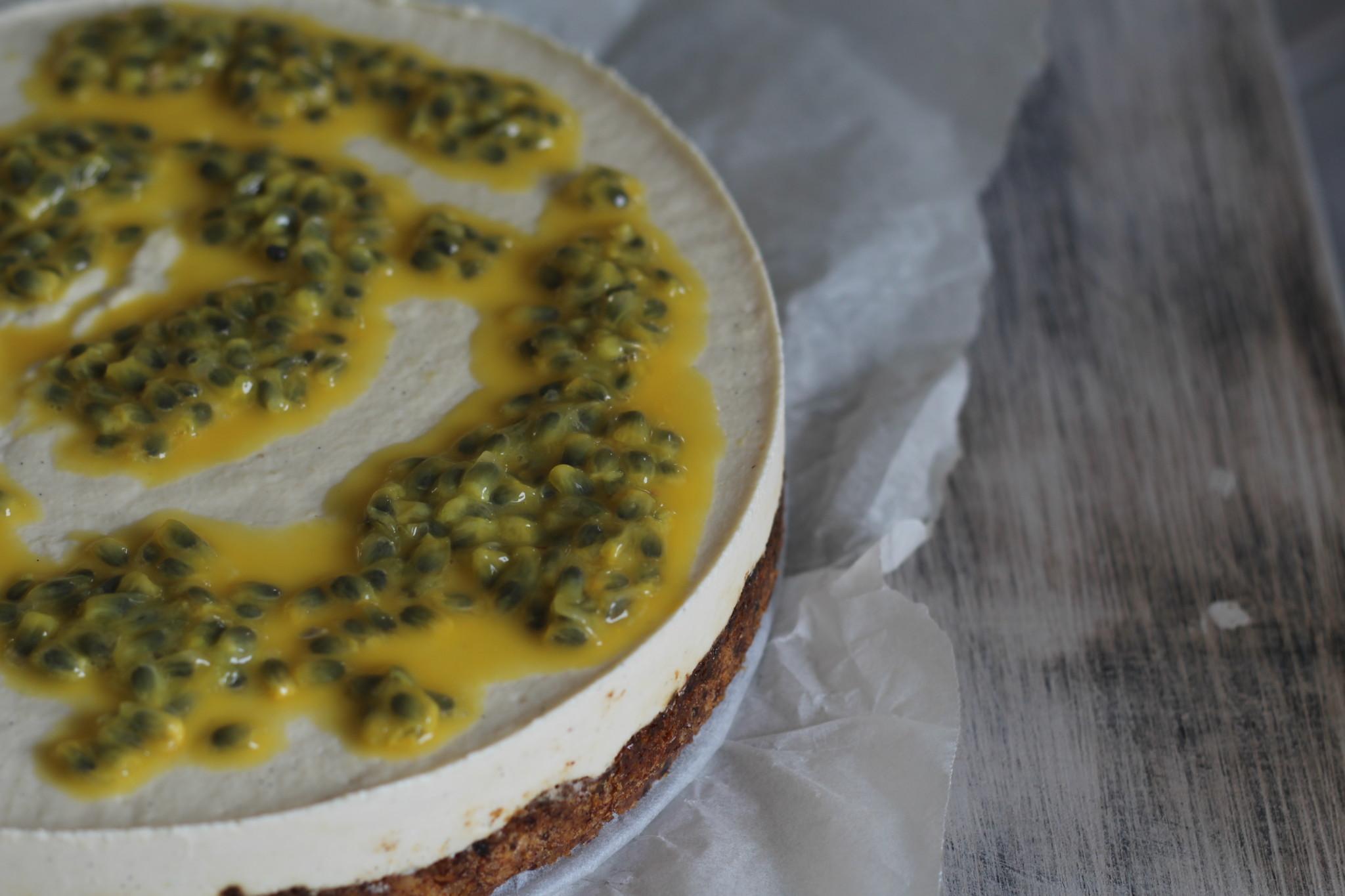 paleo cheesecake 3