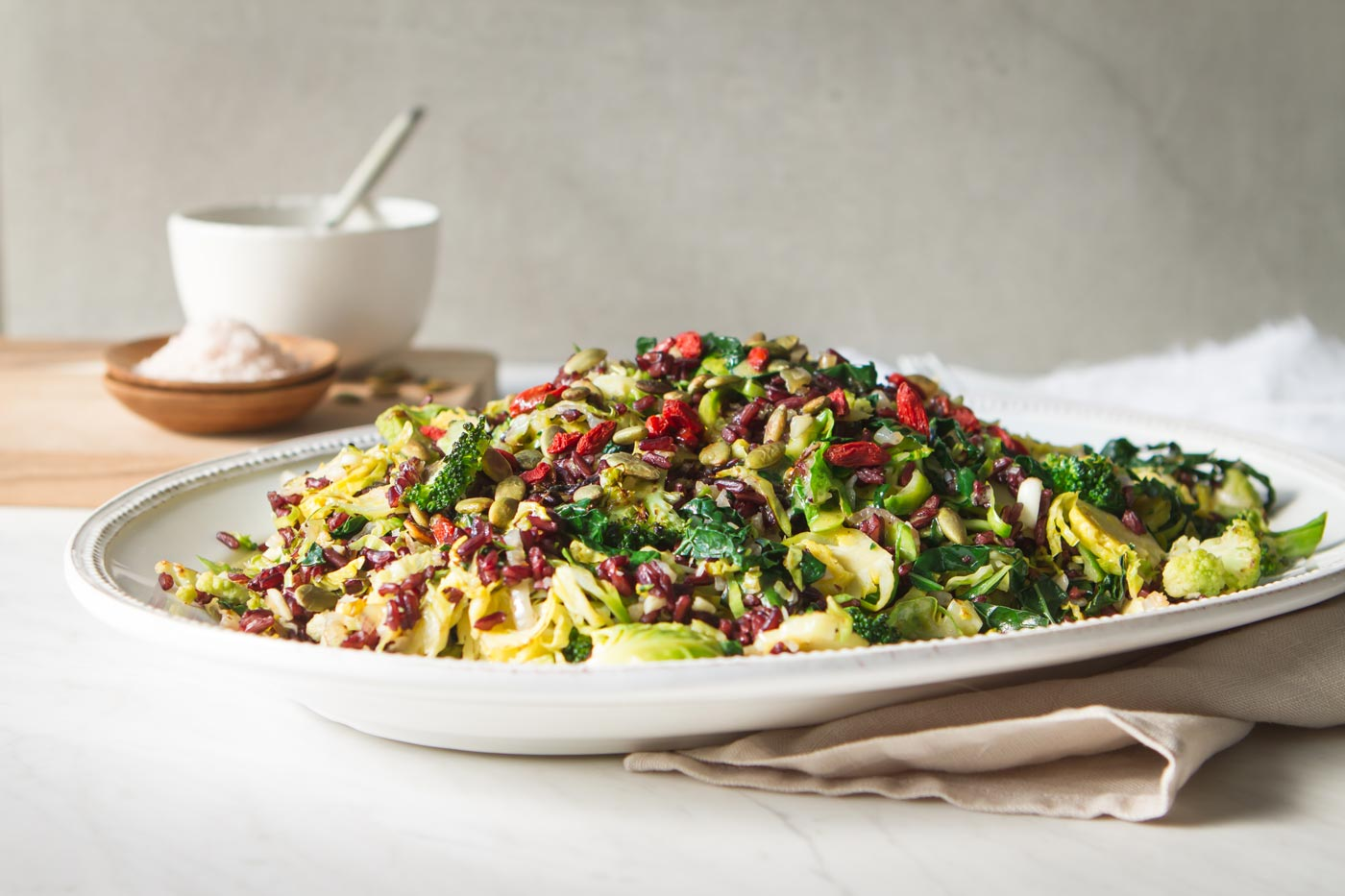 liver-loving-sprouted-forbidden-rice-salad-4