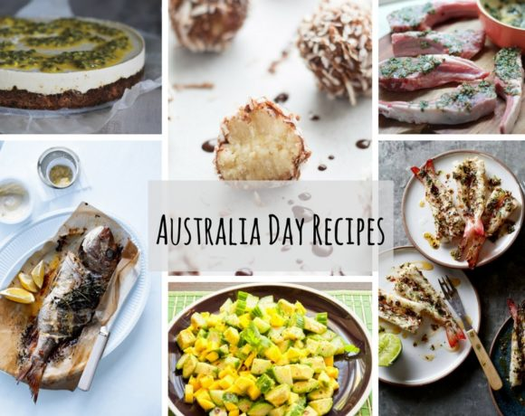 Australia Day Recipe Round-Up