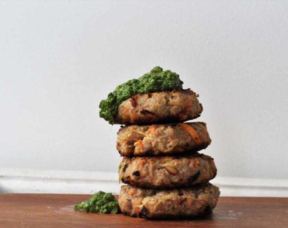 Lamb Burgers (paleo. keto)