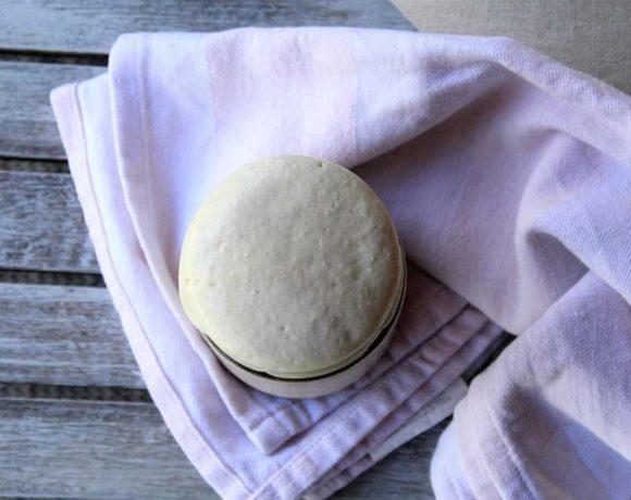 Dairy Free Cream Cheese (vegan. paleo. keto)